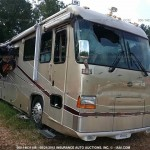 2002 ALLEGRO ZEPHYR MOTORHOME USED SALVAGE PARTS FOR SALE