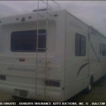 2001 Four Winds Hurricane Motorhome Used Salvage Parts For Sale Model 29D
