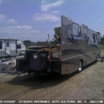 2005 Fleetwood Discovery Motorhome Used Salvage Parts