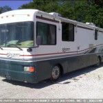 1998 Fleetwood Discovery Motorhome Used Salvage Parts, Discovery Doors & Windows