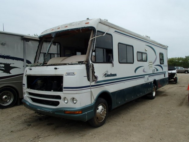 1999 coachman mirada model 340mbs motorhome used salvage parts colaw rv used parts. Black Bedroom Furniture Sets. Home Design Ideas