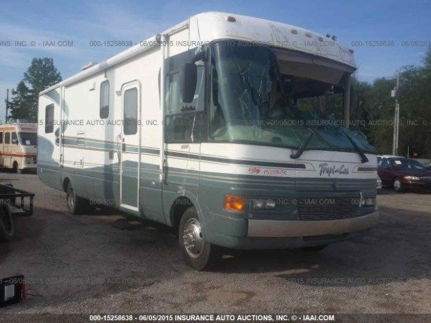 National Tropical Motorhome Salvage