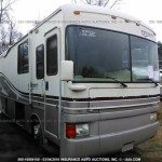 1996 Fleetwood RV Parts Discovery Motorhome Salvage Unit