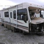 1999 Forest River RV Parts from Georgetown Salvage Motorhome unit