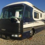 1998 Fleetwood RV parts from an American Tradition Motorhome Salvage Unit