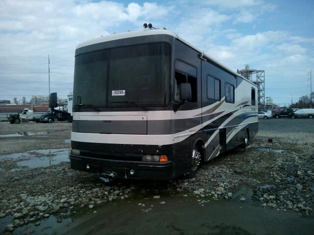 2004 Fleetwood RV Parts from Expedition Motorhome Salvage Unit