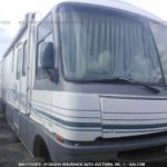 1995 Fleetwood Pace Arrow Motorhome For Sale Salvage RV Parts