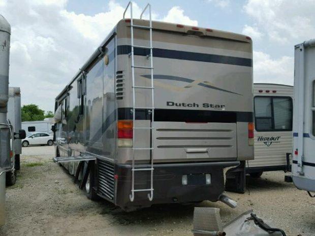 2004 Newmar Dutchstar Diesel Motorhome Salvage RV Parts
