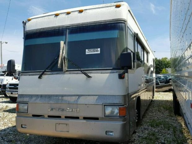 RV parts from a 1995 Country Coach Intrique Motorhome